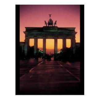 Puerta de Brandeburgo Postales