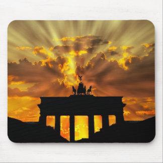Puerta de Brandeburgo Alfombrillas De Ratones