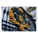 Puerta de Buckingham - tarjetas