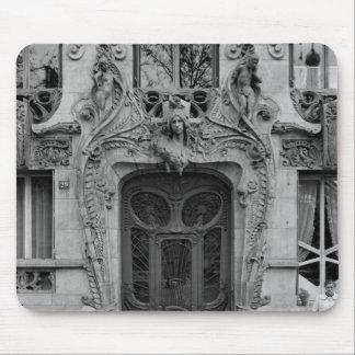 Puerta de entrada a los apartamentos 2 alfombrilla de ratones