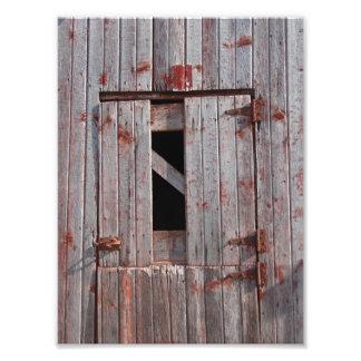 Puerta de granero cojinete
