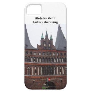 Puerta de Holsten - Lubeck Alemania iPhone 5 Protectores