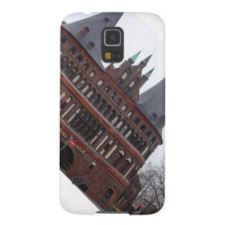Puerta de Holsten - Lubeck Alemania Funda Para Galaxy S5
