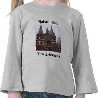 Puerta de Holsten - Lubeck Alemania Camisetas