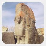 Puerta de la esfinge, 1450-1200 A.C. Colcomania Cuadrada