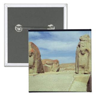 Puerta de la esfinge, 1450-1200 A.C. Pin Cuadrado