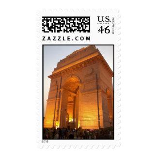 Puerta de la India - monumento de la opinión de la