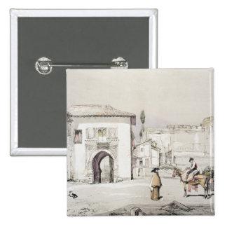 Puerta de la vid (Puerta del Vino), de 'bosquejos Pin Cuadrado