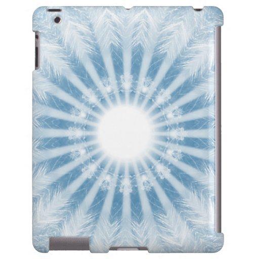 Puerta de los cielos funda para iPad