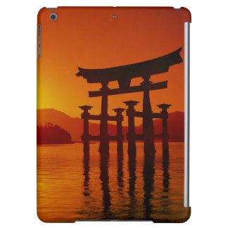 Puerta de O-Torii, capilla de Itsukushima, Miyajim