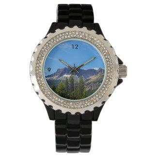 Puerta de plata Montana Reloj
