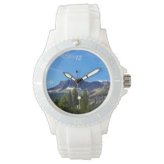 Puerta de plata Montana Reloj De Mano