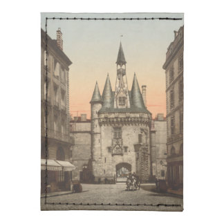 Puerta de Sevigne, Burdeos, Francia Tarjeteros Tyvek®