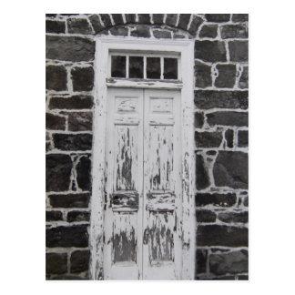 Puerta del BI-Doblez - 1989 Tarjeta Postal