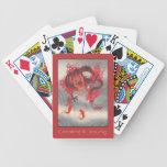 Puerta del dragón cartas de juego