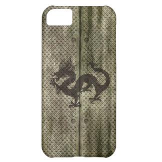 Puerta del dragón funda para iPhone 5C
