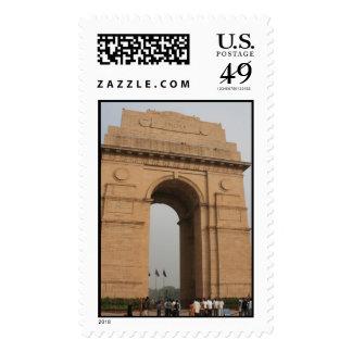 Puerta Delhi de la India Sellos