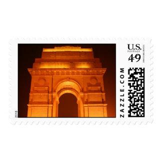 Puerta Delhi la India de la India Franqueo