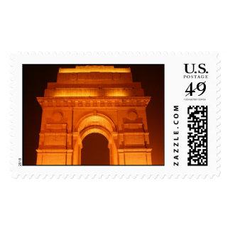 Puerta Delhi la India de la India Sello