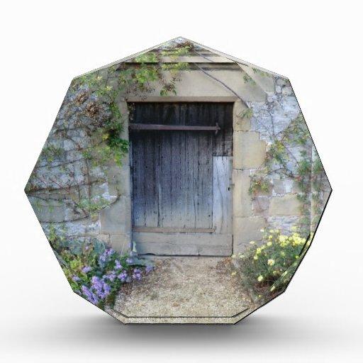 Puerta en Haddon Pasillo en Derbyshire