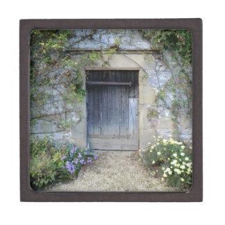 Puerta en Haddon Pasillo en Derbyshire Caja De Recuerdo De Calidad