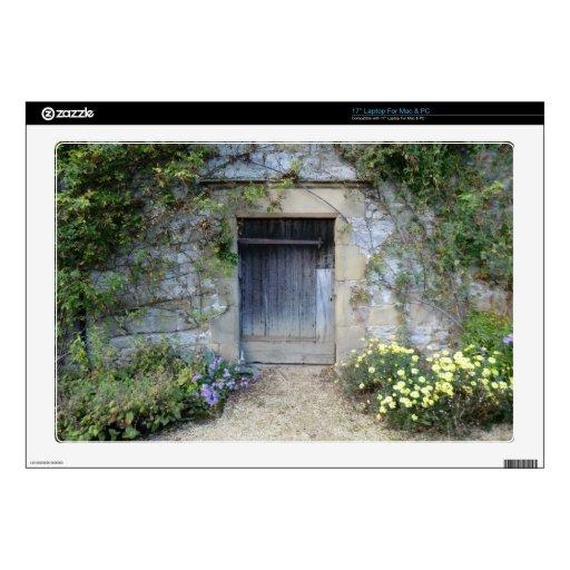 Puerta en Haddon Pasillo en Derbyshire 43,2cm Portátil Calcomanía