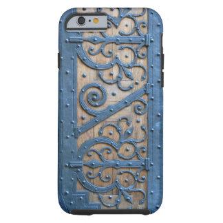 Puerta medieval funda resistente iPhone 6