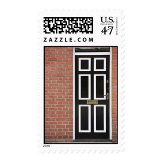 Puerta Timbres Postales