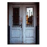 puerta vieja postal