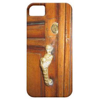 Puerta y hardware masivos en San Gimignano Italia iPhone 5 Carcasas