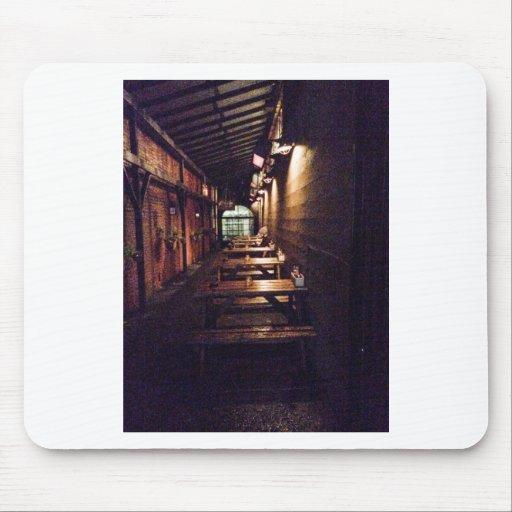 Puerta y tabla rústicas - Portland, O Alfombrilla De Ratones