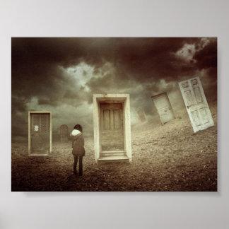 Puertas cerradas