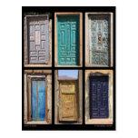 Puertas de Dahab Tarjeta Postal