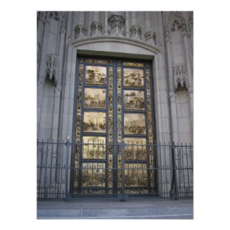 Puertas de Ghiberti Póster