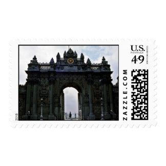 Puertas de la entrada principal, palacio de franqueo