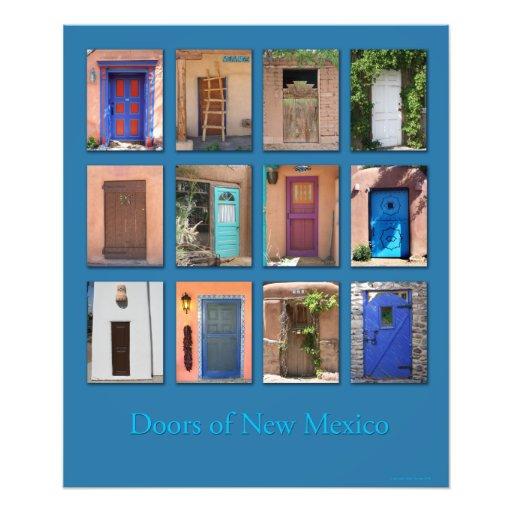 Puertas de la versión 1 de New México Foto