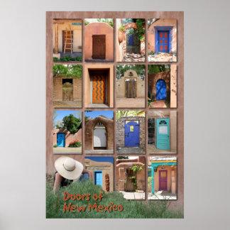 Puertas de la versión 2 de New México Impresiones