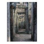 puertas del angkor postal