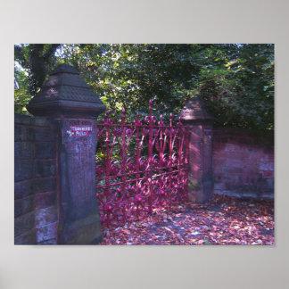 Puertas del campo de la fresa, Liverpool, Reino Impresiones