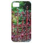 Puertas del campo de la fresa, Liverpool Reino Uni iPhone 5 Cárcasa