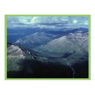 Puertas del parque nacional ártico postales