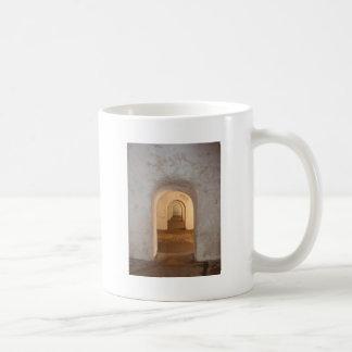 Puertas en el EL Morro Tazas De Café