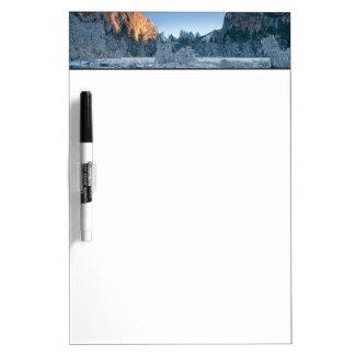 Puertas en Yosemite Pizarra