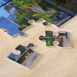 Puertas exteriores en el estudio icónico de Hollyw Puzzles Con Fotos
