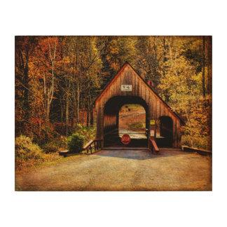 Puertas Lona-Cerradas de madera Cuadros De Madera