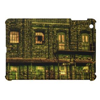 Puertas verdes iPad mini protectores