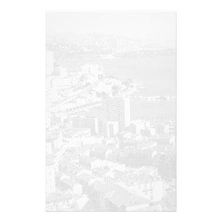 Puerto 1970 de Monte Carlo del principado de Papeleria