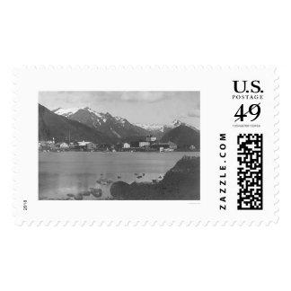 Puerto Alaska 1908 de Sitka
