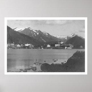 Puerto Alaska 1908 de Sitka Impresiones