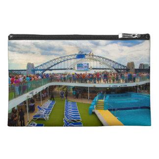 Puerto Australia de Sydney del barco de cruceros d